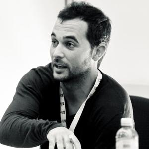 ICO tem member Juan Otero
