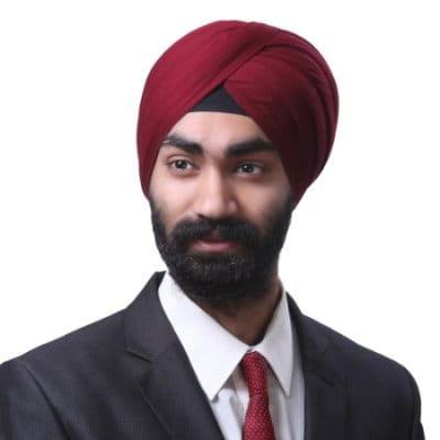 ICO tem member Amarpreet Singh