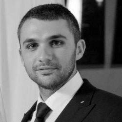 ICO tem member Martin Iliev