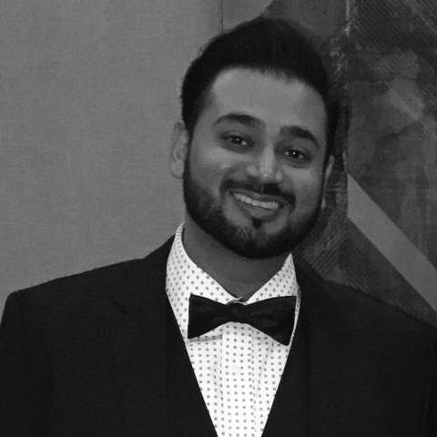 ICO tem member Ammad Paracha