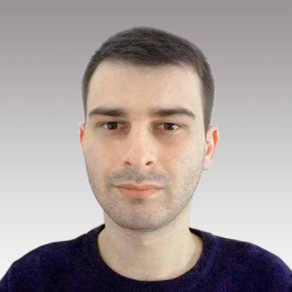 ICO tem member Mykola OLESKIV