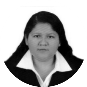 ICO tem member Lesly Katerine Cisneros Regalado