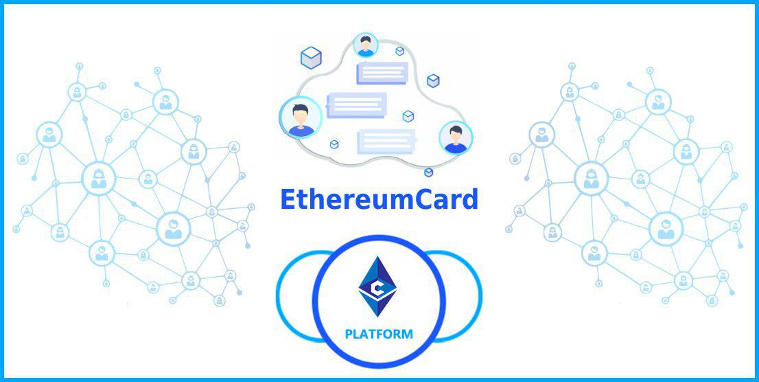 Inverse transactions in the blockchain with EthereumCard