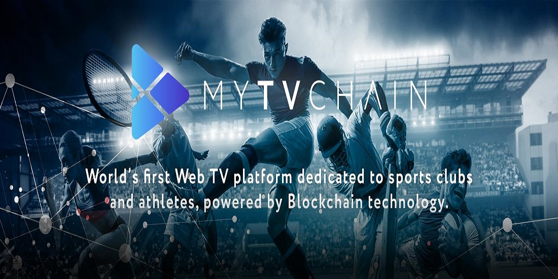 MYTVCHAIN.COM  RECORD GROWTH FOR THE FIRST BLOCKCHAIN WEB TV PLATFORM